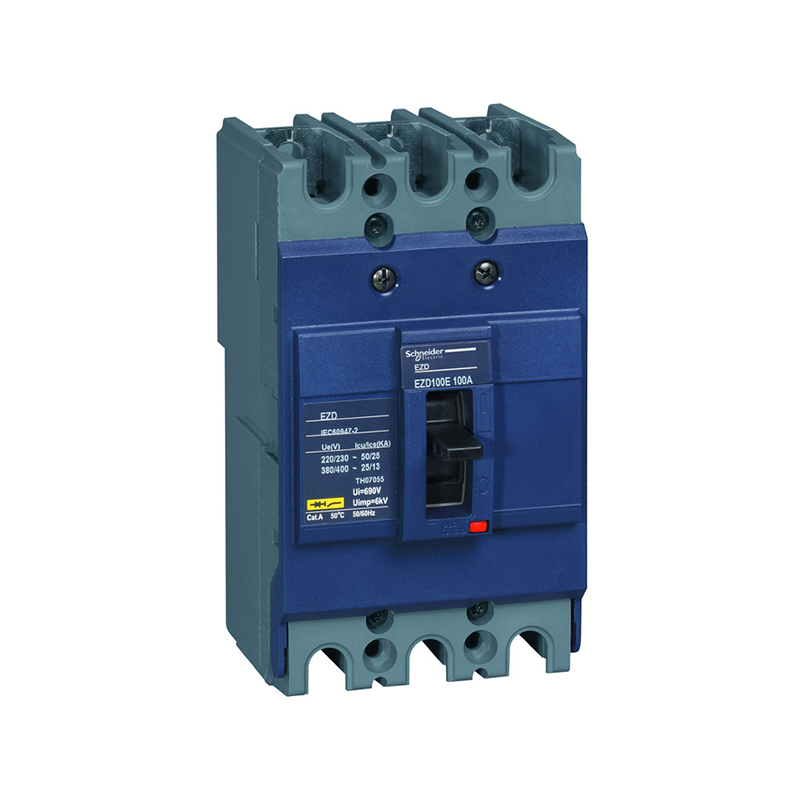 EZD塑壳配电保护断路器