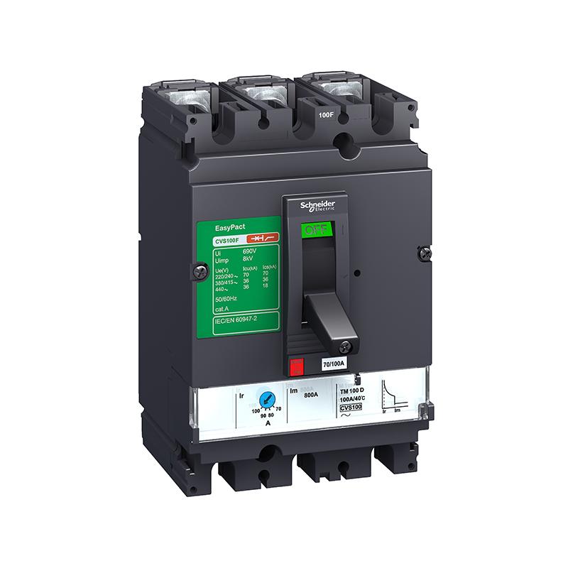 CVS塑壳配电保护断路器