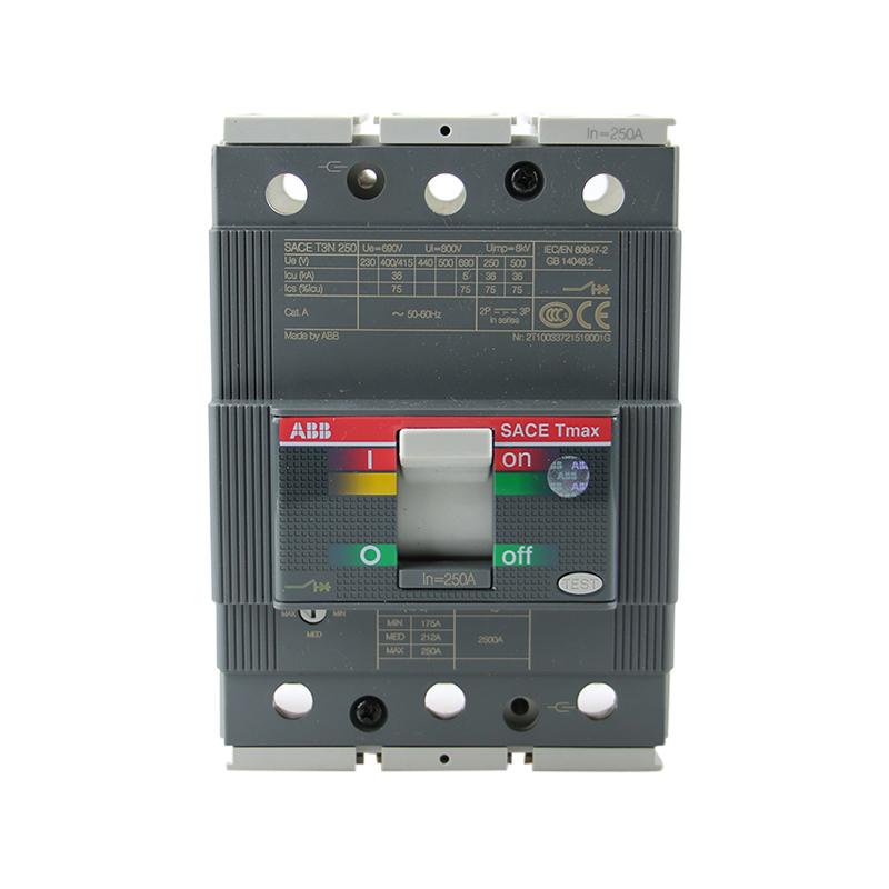 Tmax 交流配电保护用塑壳断路器