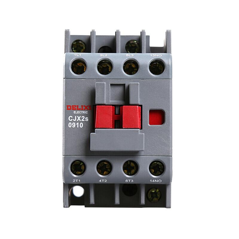 CJX2s 交流接触器(交流线圈)